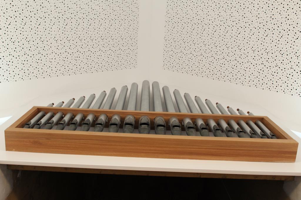 Church renovation bespoke joinery organ