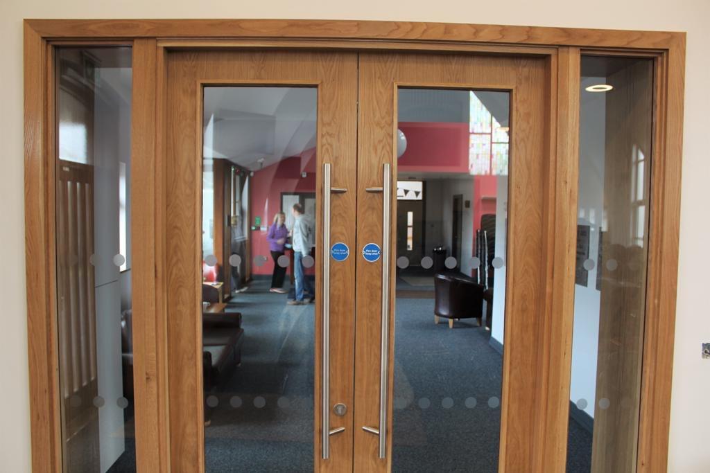 Church renovation bespoke joinery