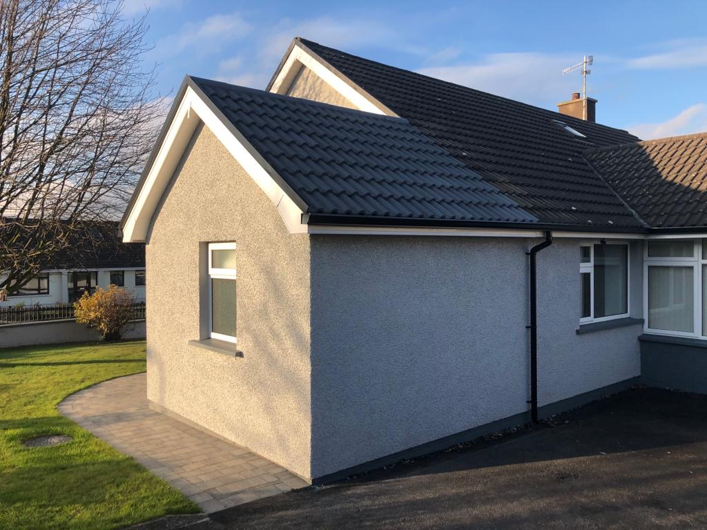 FJS Contracts Ltd: home extension