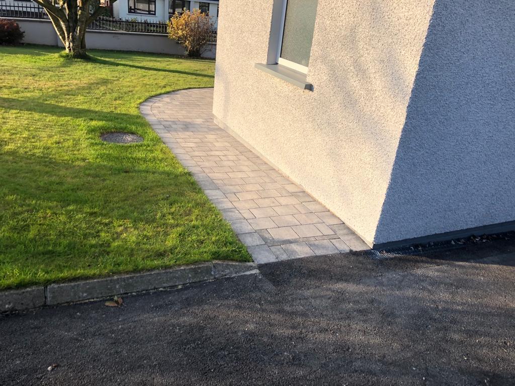 FJS Contracts Ltd: paving