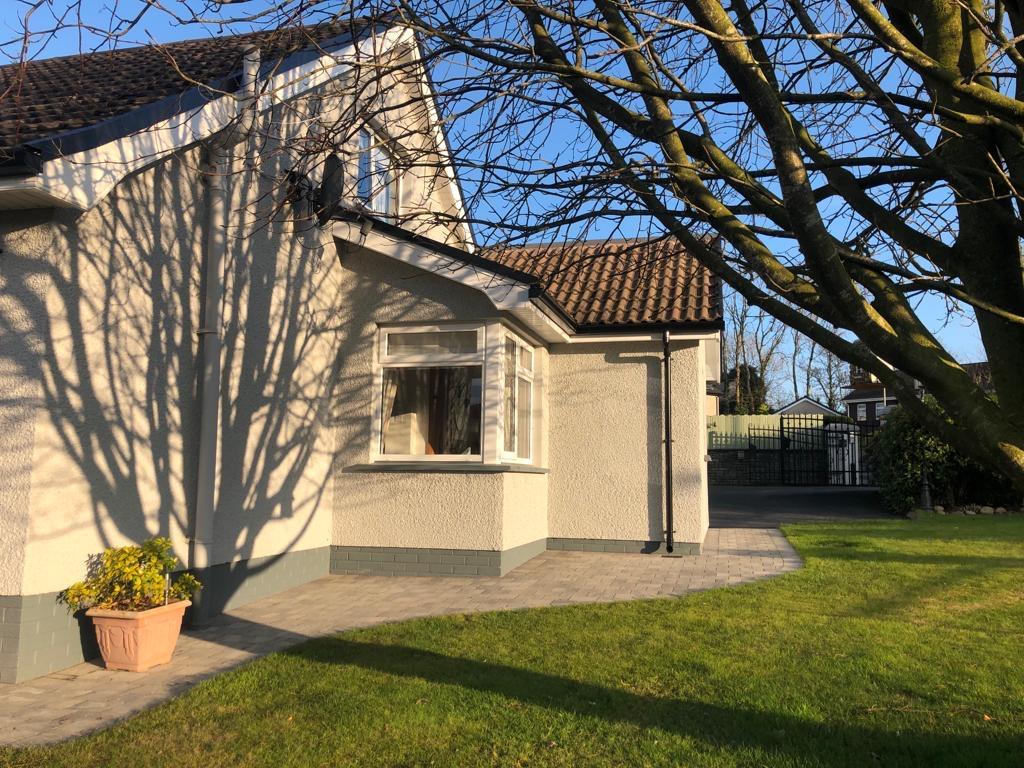 FJS Contracts Ltd: House extension