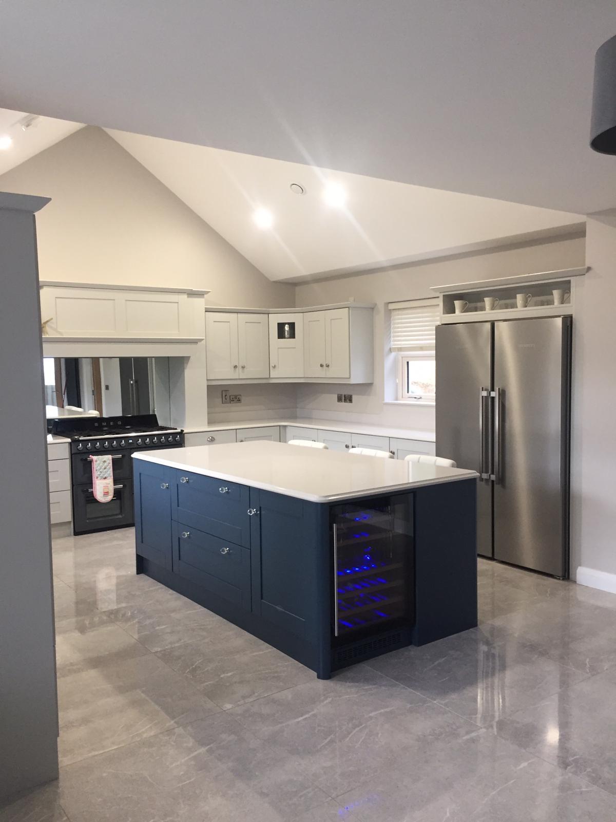 FJS Contracts Ltd: house build